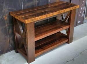 Farm Tables Reclaimed Wood Furniture Rustic Decor Pell City Al
